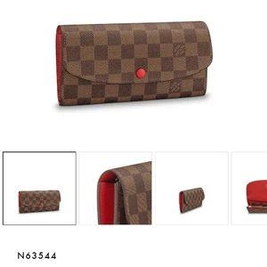 Louis Vuitton Emilie Wallets New